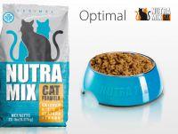 Nutra Mix Optimal сухой повседневный корм для взрослых кошек всех пород