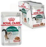 Royal Canin Instinctive +7 - консервированный корм для кошек старше 7 лет