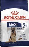 Royal Canin (Роял Канин) Maxi Adult +5 - сухой корм для взрослых собак крупных макси пород от 5 до 8 лет