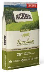 Acana Grasslands СAT & KITTEN, сухой корм холистик с ягненком и уткой для кошек для котят всех пород и возрастов