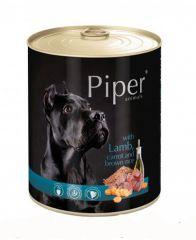 Dolina Noteci PIPER Консервы для собак с ягненком, морковью и рисом