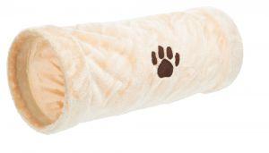 Тоннель плюшевый для кошки Трикси 42982, 42981