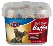 Лакомство для собак малых пород с говядиной и рубцом Soft Snack Baffos Trixie 31508
