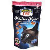 Perfecto Cat Fine лакомство для кошек подушечки с лососем