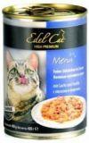 Edel Cat Консерва Влажный корм для кошек с лососем и форелью